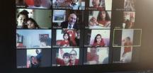 Başkan Tunç Soyer'den minik öğrencilere sürpriz( Ece İçmez Özel Haber)