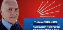 CHP Genel Başkan Adayı Turhan Güraksın'den 29 Mayıs Mesajı