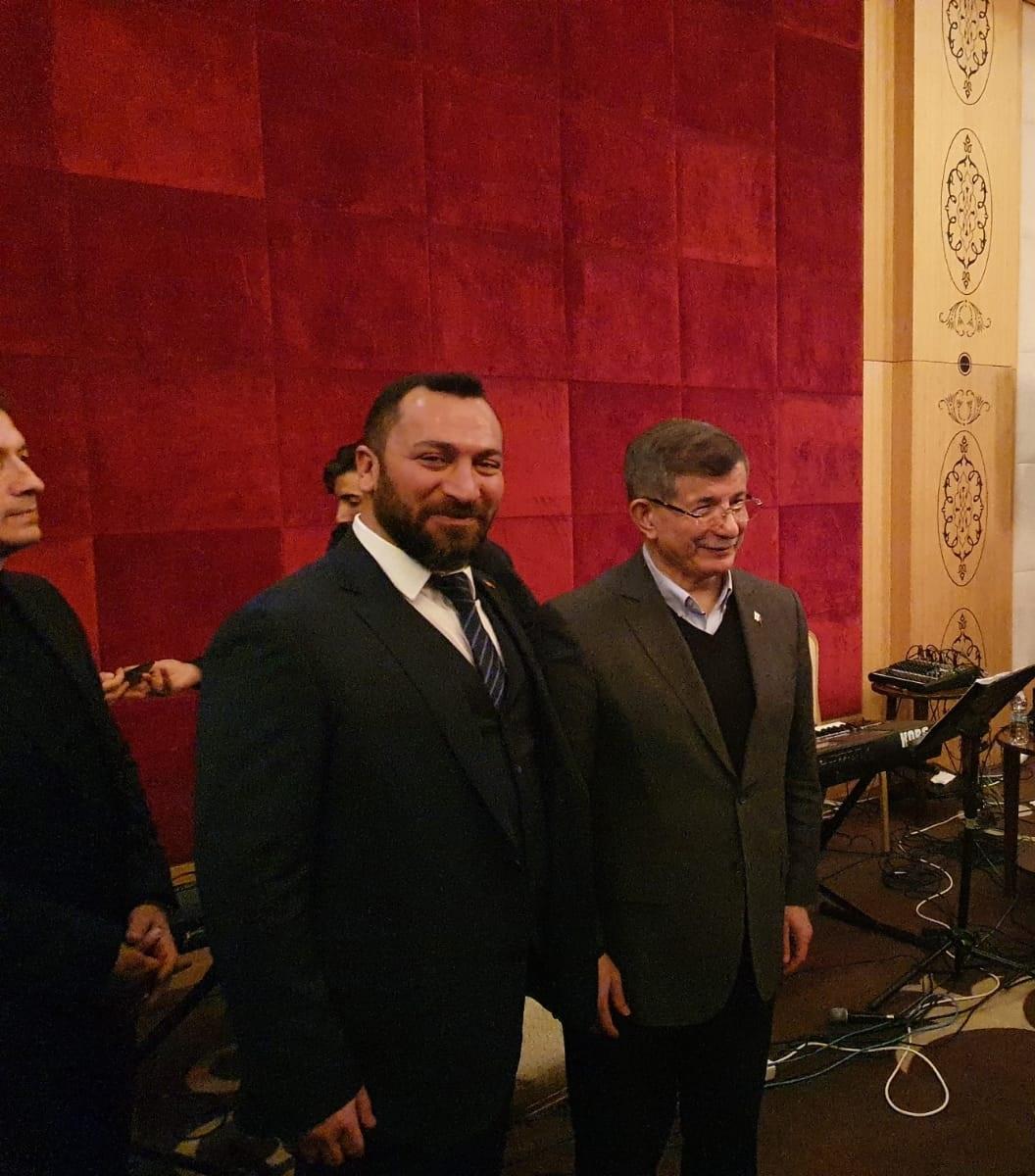 Gelecek Partisi Genel Merkez Sivil Toplum ve Halkla İlişkiler Başkan Yardımcısı Oğuz Şalvız'Dan Bayram Mesajı