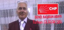 CHP GENEL BAŞKAN ADAYI TURHAN GÜRAKSİN'DEN SEÇİM MANİFESTOSU