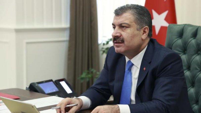 Sağlık Bakanı Fahrettin Koca'dan son dakika normalleşme uyarısı