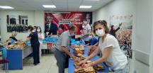 CHP MANİSA ŞEHZADELER'DEN ANLAMLI ETKİNLİK