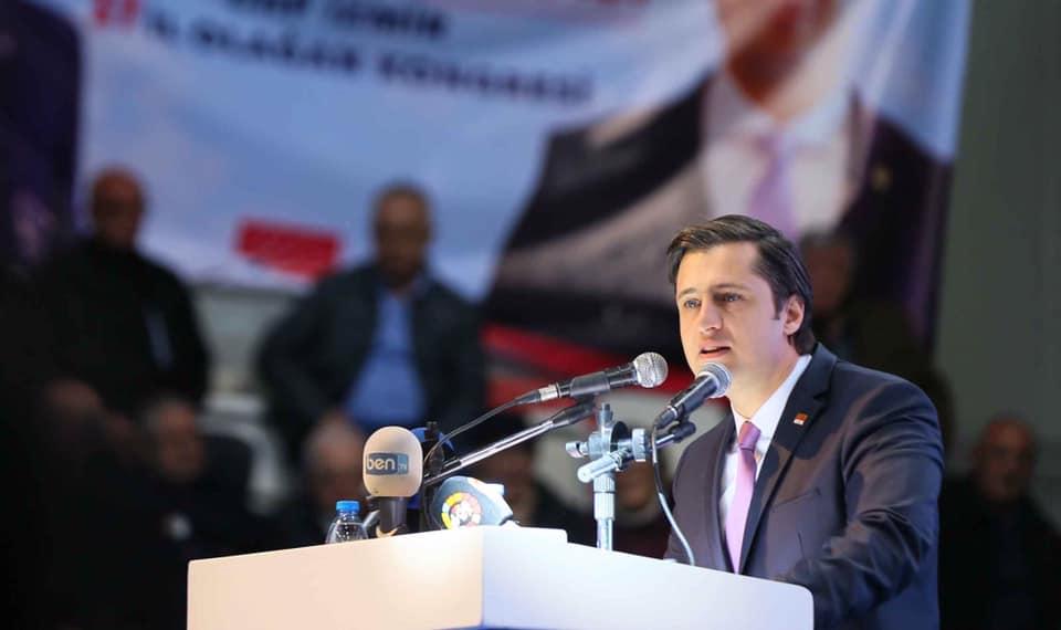 CHP İzmir İl Başkanı Deniz Yücel'den Sokağa Çıkma Yasağı'nın İptaline İlişkin Açıklama