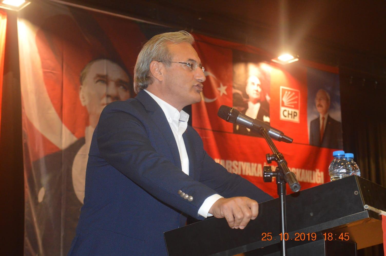 CHP Önceki Dönem Karşıyaka İlçe Başkanı Uğur Yıldırım'dan Yeni Açıklama