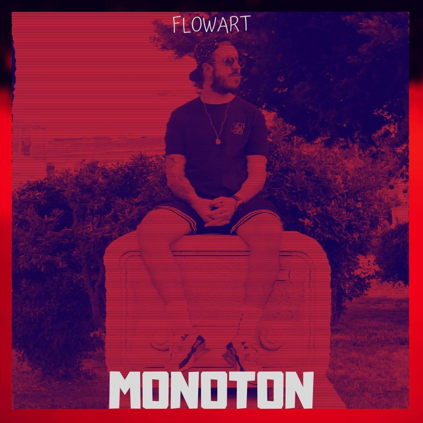 FlowArt Monoton klibi yayında