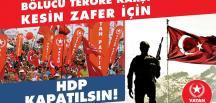 Doğu Perinçek: Bu bir başlangıçtır, HDP kapatılmalıdır!