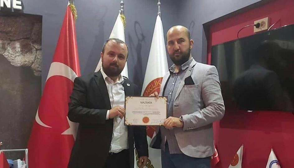 Geskon ( Gençlik ve Spor Konfederasyonu) İzmir il yönetimi belli oldu