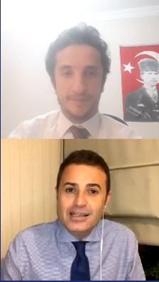 CHP Balıkesir Milletvekili Genel Başkan Başdanışmanı Ahmet Akın Genç Gündem'in Konuğu Oldu.