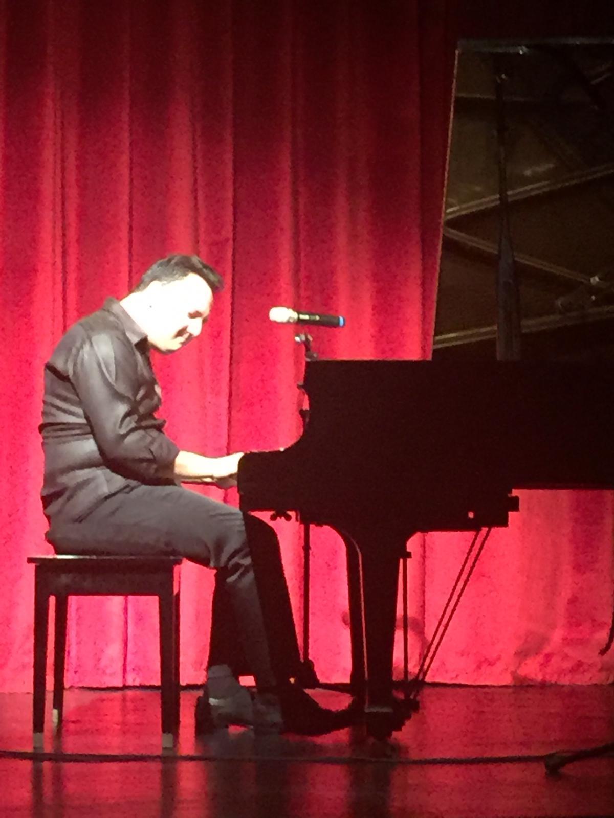 Piyano'nun Prensin'den Muhteşem Konser