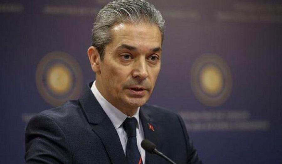 Aksoy'dan 'Osman Kavala' açıklaması
