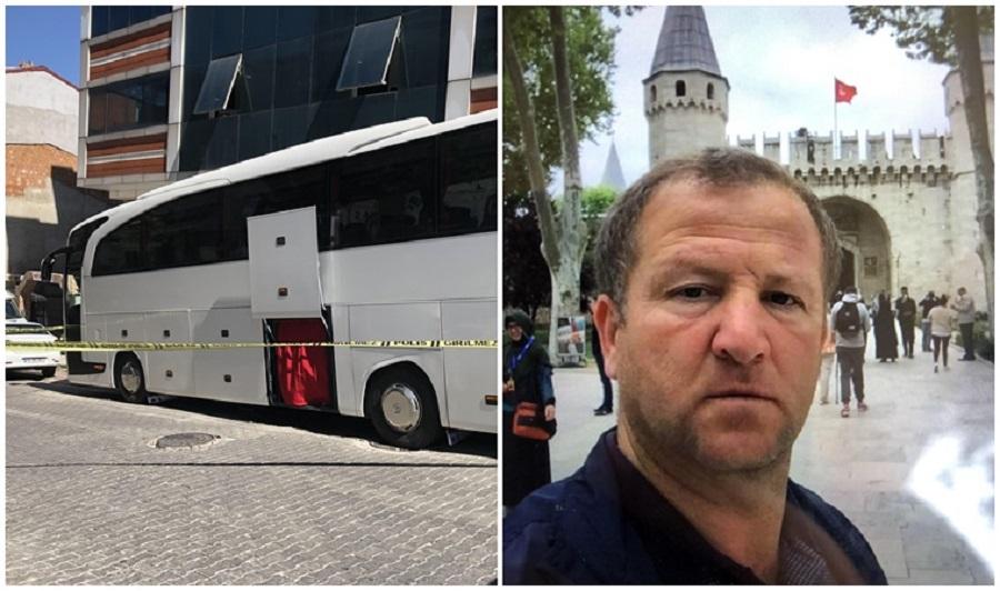 Esenyurt'ta şoför park halinde otobüsün içinde ölü bulundu!