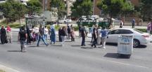Esenyurt'ta vatandaşlar yolu kapattı!