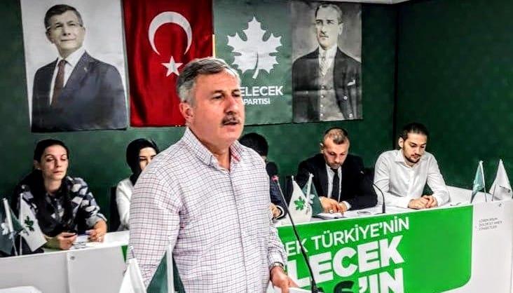 Gelecek Partisi Genel Başkan Yardımcısı Selçuk Özdağ İzmir'e Geliyor ( Özel Haber)