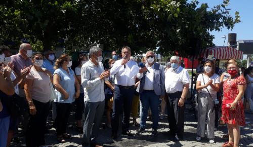 Önceki Dönem Baro Başkanı Aydın Özcan'dan Basın Açıklaması