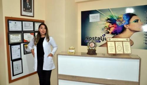 Nostalji Güzellik Merkezi Altın Zirve'ye Aday Gösterildi