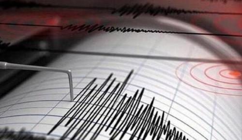 Çanakkale'de deprem oldu! Gökçeada açıkları fena sallandı