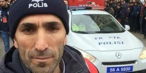 Esenyurt'ta yüksekten düşen polis memuru şehit oldu