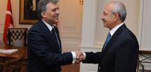 CHP'de Abdullah Gül isyanı