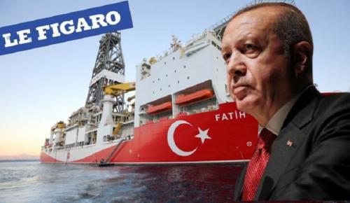 Fransız Le Figaro'dan itiraf: Erdoğan haritayı yeniden çizdi