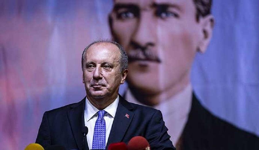 Muharrem İnce CHP ile yollarını ayırdı