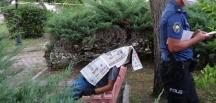 Antalya'da korkulan oldu, parkta otururken öldü