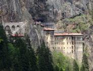 Sümela Manastırı'nda 5 yıl sonra ilk ayin yapılacak