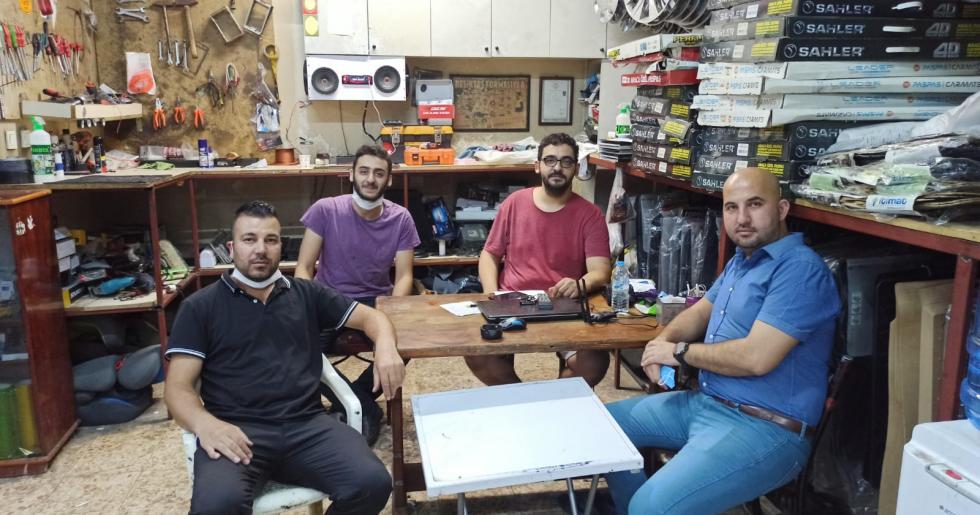 Gençlik ve Spor Konfederasyonu İzmir İl Başkanlığı Ziyaretlerine Devam Ediyor