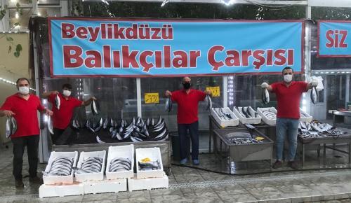 İSTANBUL'DA PALAMUT BAYRAMI