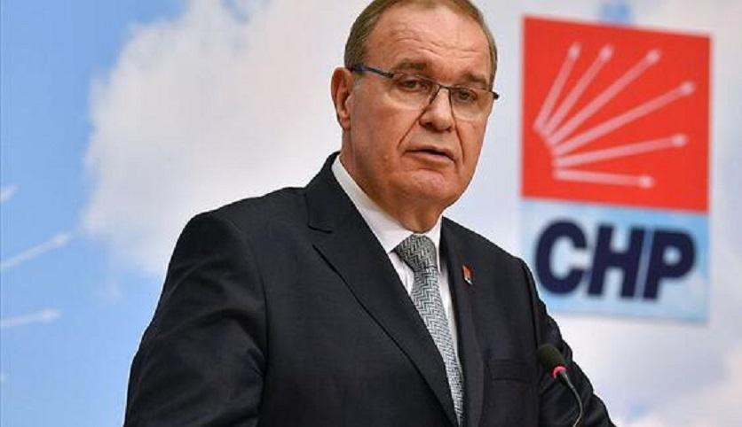 CHP Sözcüsü Faik Öztrak koronavirüse yakalandı