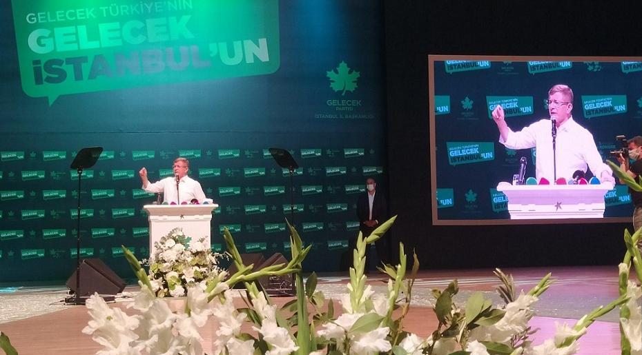 """Gelecek Partisi İstanbul İl Başkanlığı'nın """"34 Günde 34 Bin Yeni Üye Kampanyası"""" Hedefe Ulaştı"""