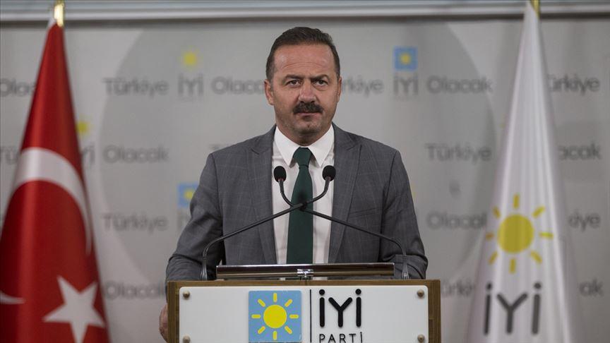 İYİ Parti'li Ağıralioğlu'ndan Demirtaş'ın 'kahvaltı' çağrısına yanıt