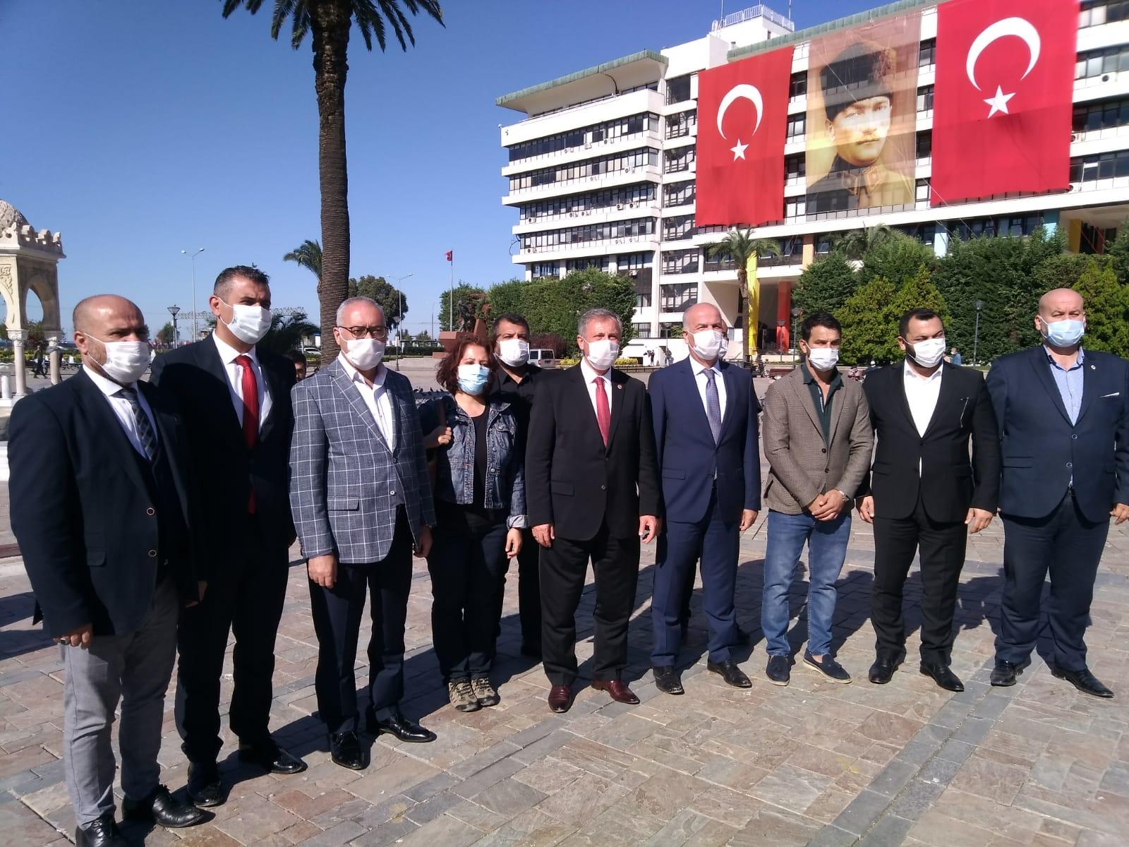 Gelecek Partisi'nden İzmir'e Deprem Çıkarması
