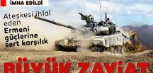 Ermenistan ordusu neye uğradığını şaşırdı -VİDEO HABER-