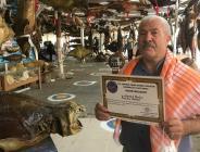 Kenan Balcı: 40 TIR dolusu balığı mumyalayarak Türk halkına armağan ettik