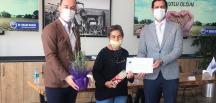 Büyükçekmece'de Dünya Kadın Çiftçiler Günü kutlandı