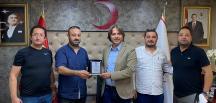 İzmir TUMED'den Konak Türk Kızılayı'na Anlamlı Ziyaret