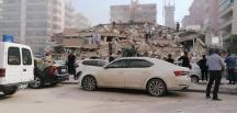 İzmir'de deprem! Enkazlarda arama kurtarma yapılıyor