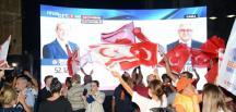 KKTC'nin yeni Cumhurbaşkanı Ersin Tatar oldu