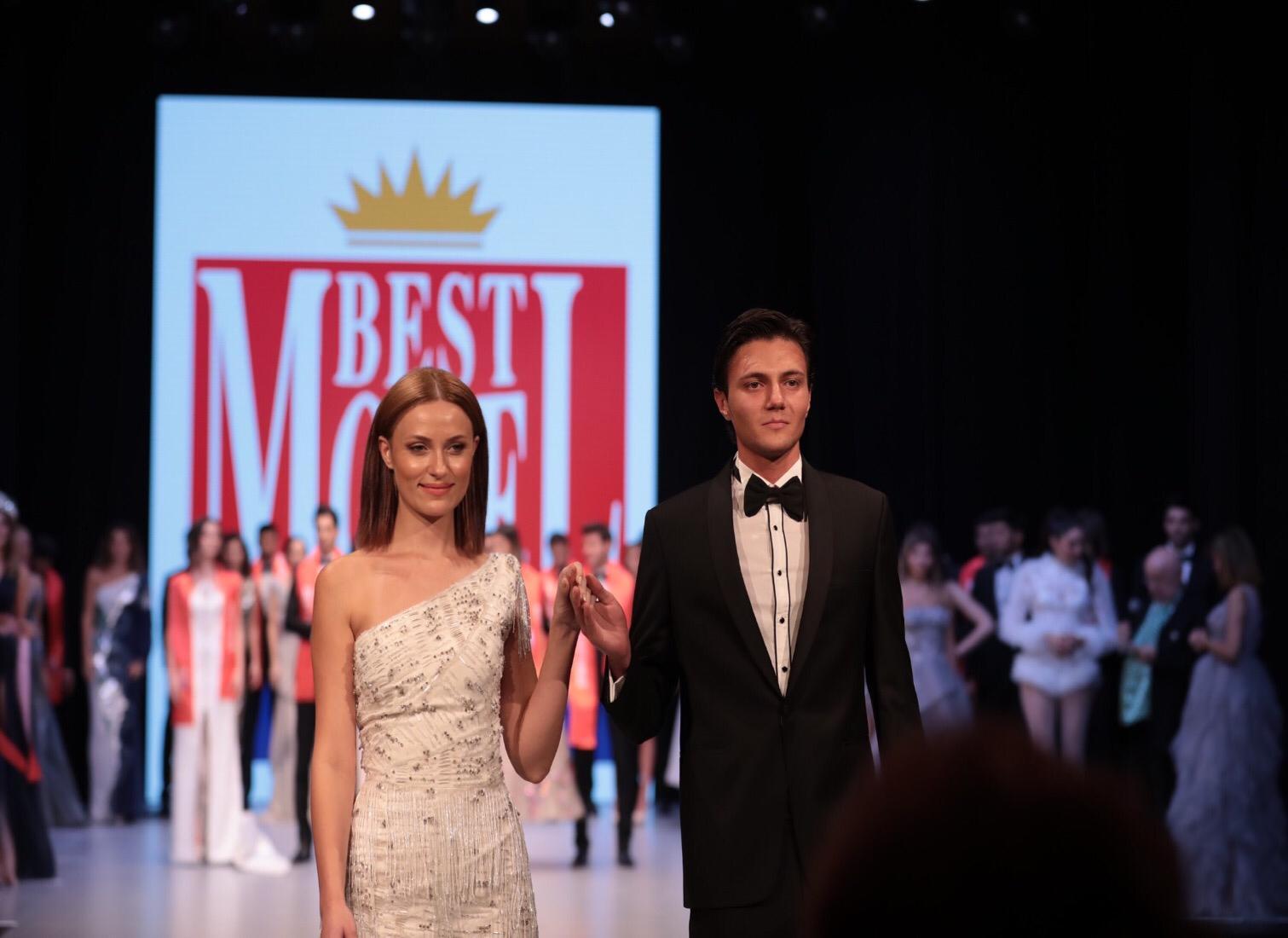 Best Model of Turkey 2020, Best Press Güzeli Yasemin Karamisa