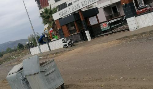 Tire Neslişah Konakları Tire Belediyesinden Şikâyetçi!