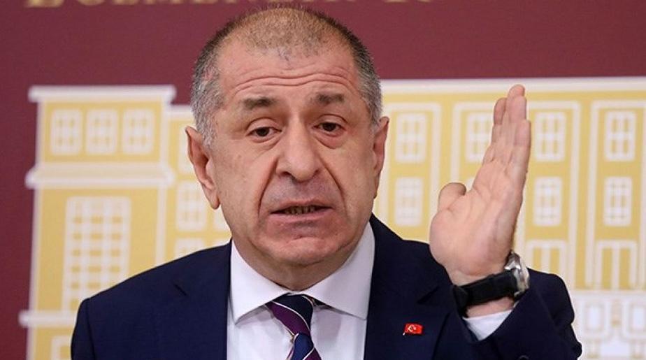 Ümit Özdağ'ın İYİ Parti'den ihraç kararı mahkemece iptal edildi