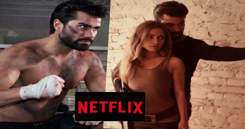 Başarılı oyuncu Ender Ataç Netflix'te yer alacak!