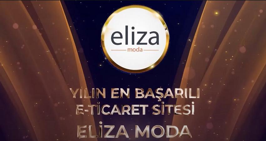 Yılın En Başarılı E-Ticaret Sitesi 'Eliza Moda' Oldu