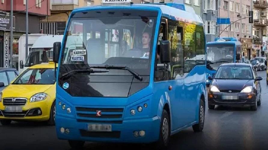 İstanbul'da taksi, minibüs ve dolmuş ücretlerine yüzde 11 zam geldi