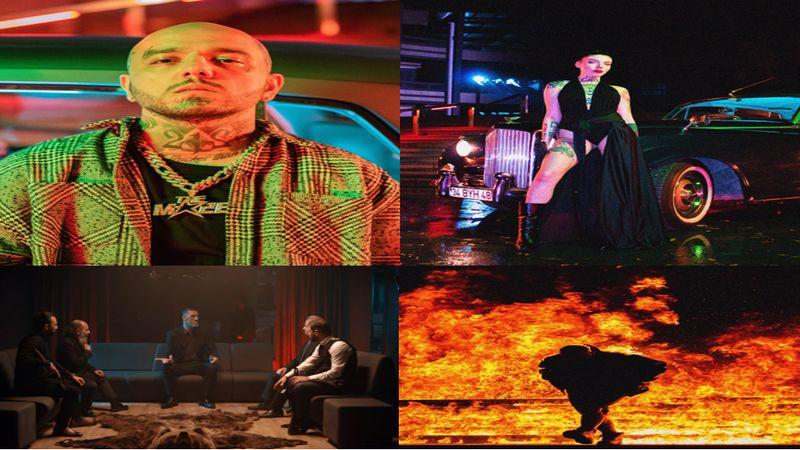 Ünlü rapçi Tepki'nin video klibi yayında
