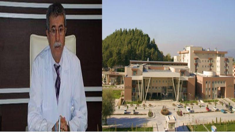 Tire Devlet Hastanesinde skandal olay… Doktora hakaret etti, hastaneden dışarı attırdı!