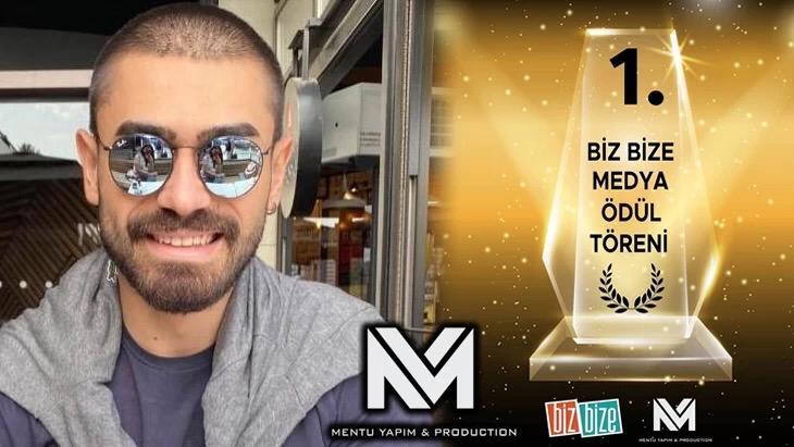 2021 yılında Ankara'da Umut Bolel'den ödül töreni