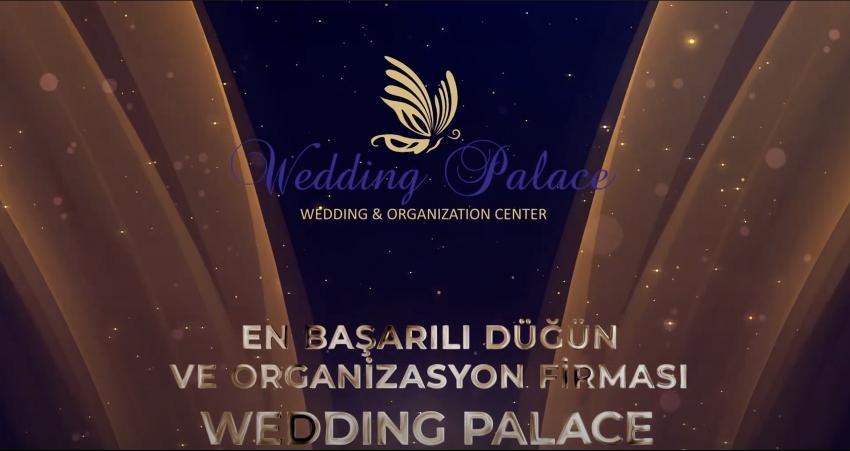 Wedding Palace 'En Başarılı Düğün ve Organizasyon Firması' seçildi