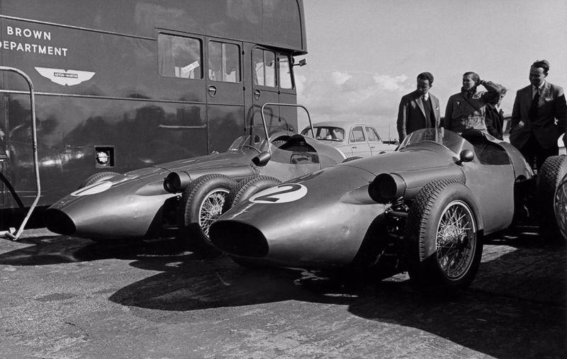 Aston Martin, Formula 1'e Şampiyonluk İçin Döndü
