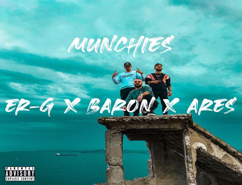 ER- G X BARON X ARES sansasyonel bir şarkıyla rap camiasına giriş yapıyorlar